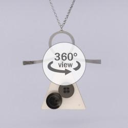 Dixica - 360° Pogled - Gumbi na drvu
