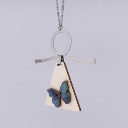 Dixica - Leptir na drvu 4