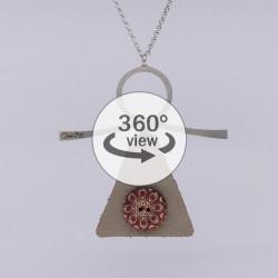 Dixica - 360° Pogled - Mandala na koži 2