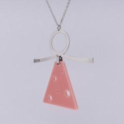 Dixica - Pleksiglas roza 1