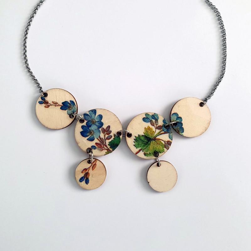 Krugovi - Cvijeće na drvu