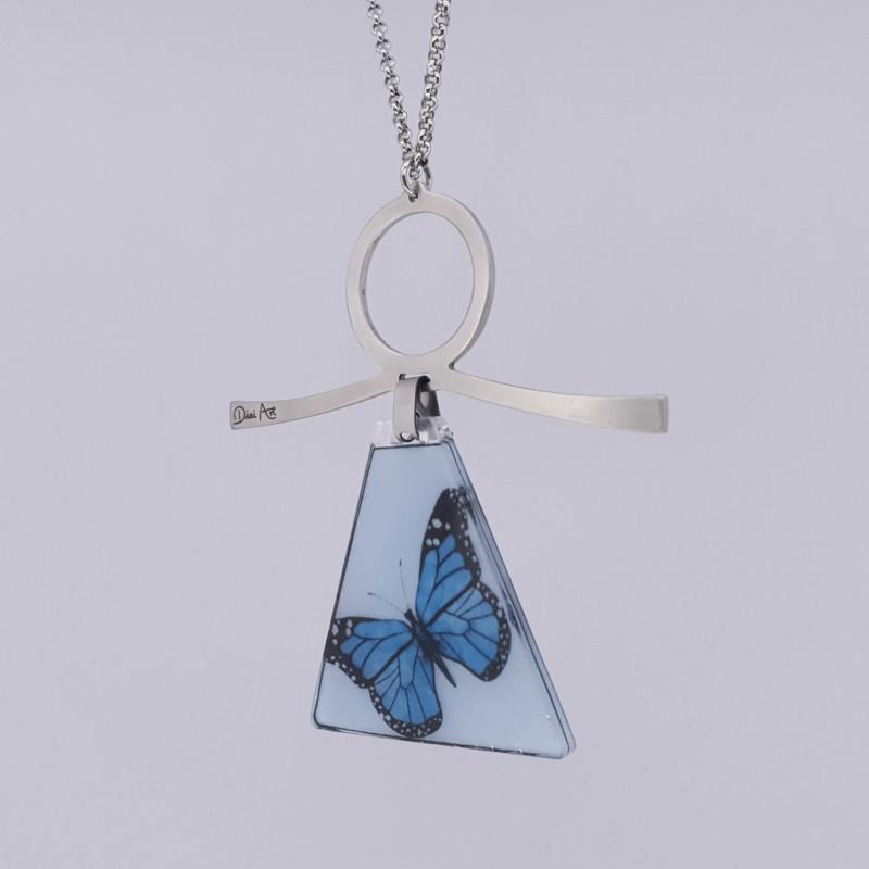 Dixica - Plavi leptir
