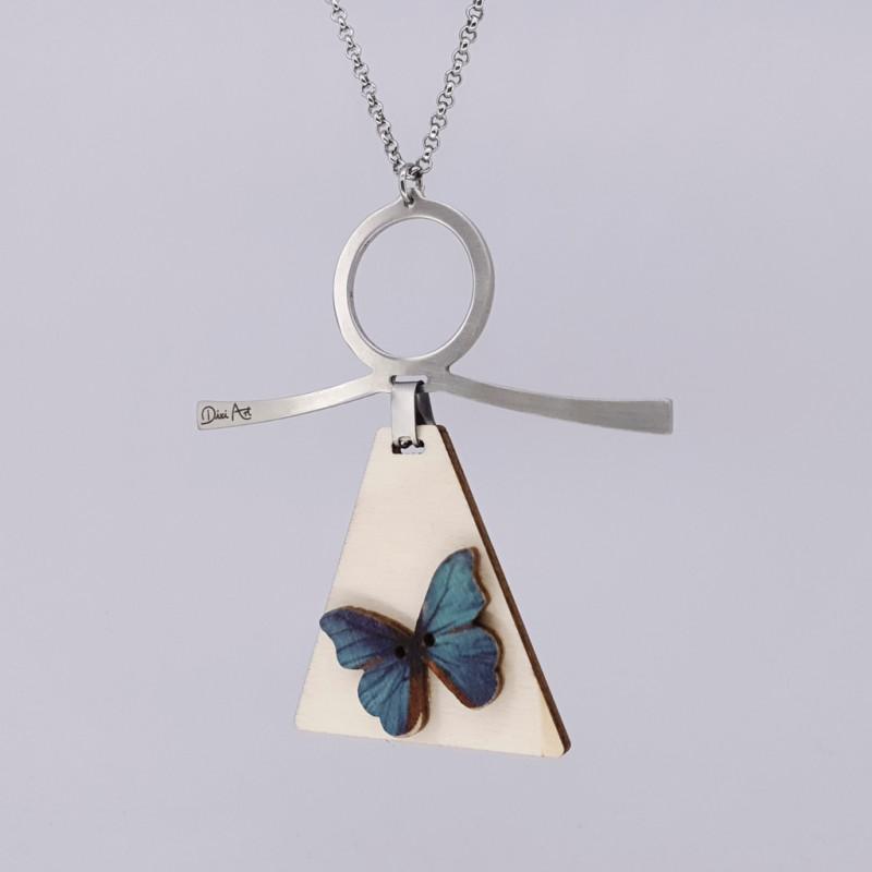 Dixica - Leptir na drvu 5