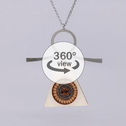 Dixica - 360° Pogled - Mandala na drvu 4