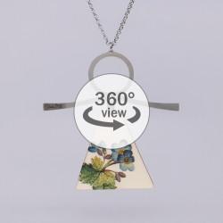 Dixica - 360° Pogled - Cvijeće na drvu 7