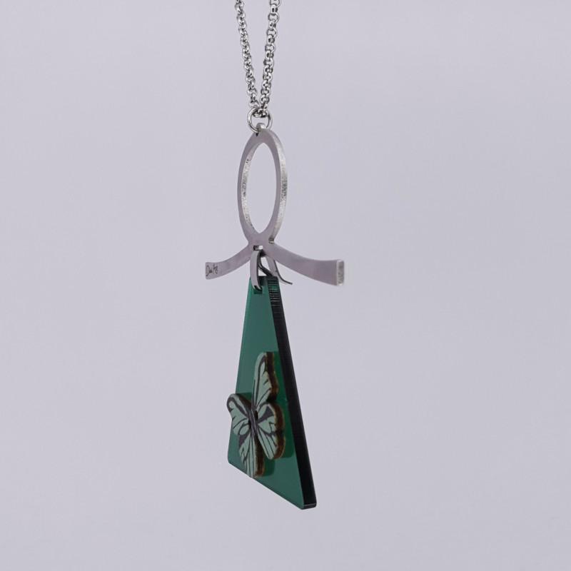 Dixica - Zeleni leptirko