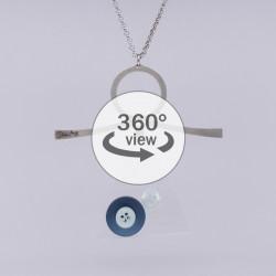 Dixica - 360° Pogled - Gumbi na pleksiglasu