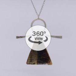 Dixica - 360° Pogled - Smeđa u smeđoj