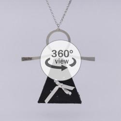 Dixica - 360° Pogled - Crna koža