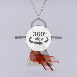 Dixica - 360° Pogled - Uz vašu crvenu haljinu savršena