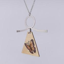 Dixica - Leptir na drvu 1