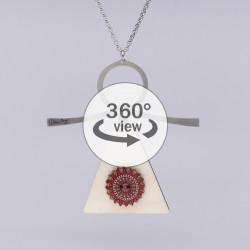 Dixica - 360° Pogled - Mandala na drvu