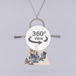 Dixica - 360° Pogled - Cvijeće na drvu 1