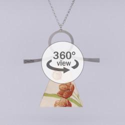 Dixica - 360° Pogled - Cvijeće na drvu 2