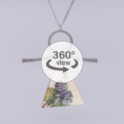 Dixica - 360° Pogled - Cvijeće na drvu 3