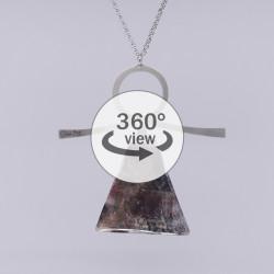 Dixica - 360° Pogled - Tkanina u smoli 1