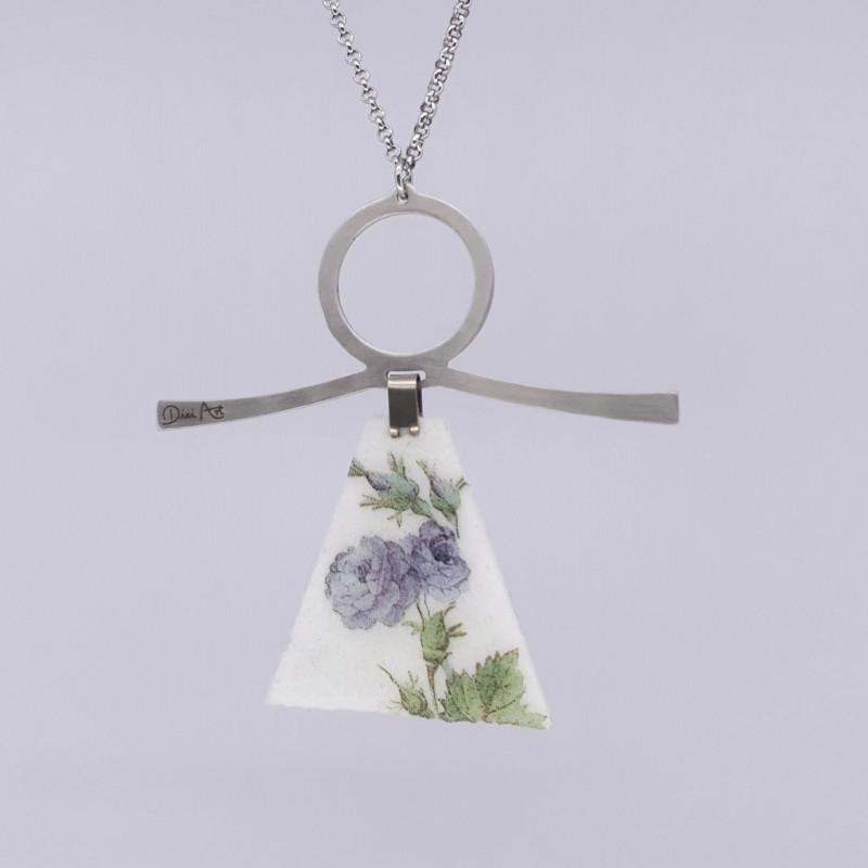 Dixica - Cvijeće na filcu 2