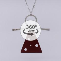 Dixica - 360° Pogled - Pleksiglas bordo 1