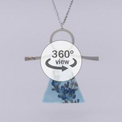 Dixica - 360° Pogled - Cvijeće na filcu 3