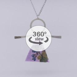 Dixica - 360° Pogled - Cvijeće na filcu