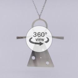 Dixica - 360° Pogled - Rupe na inoxu